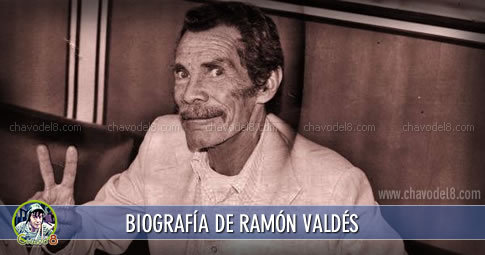 Biografía: Ramón Valdés