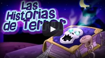Video: Las historias de terror (Chavo Animado, temporada 2)