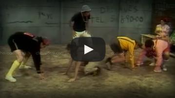 Video: Jugando futbol americano (1976)