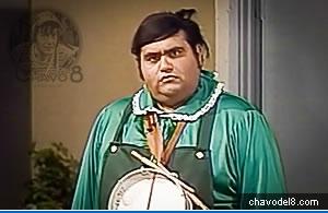 Ñoño, personaje del programa del Chavo del 8