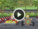 Video: Comercial del Chavo Kart
