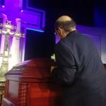 Edgar Vivar y su último adiós a Chespirito