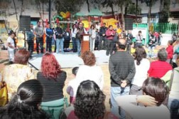 """Inauguran parque """"Chespirito"""" en Coyoacán"""