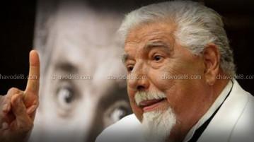 Actor mexicano ha sido internado