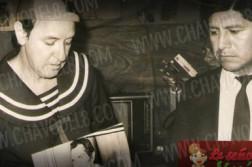 Noticia: Villagrán se entera de la muerte de Ramón Valdés