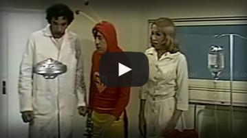 Video: El marciano microscópico (Chapulín Colorado, 1973)